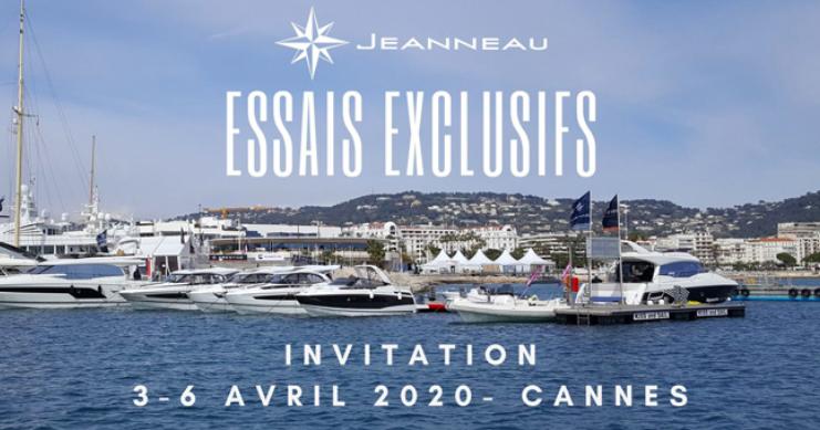 essais Jeanneau 2020