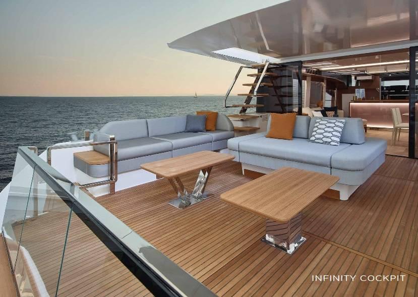 prestige yacht xline