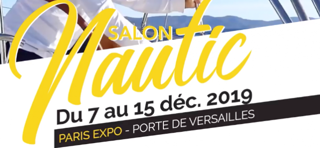 salon nautique paris 2019