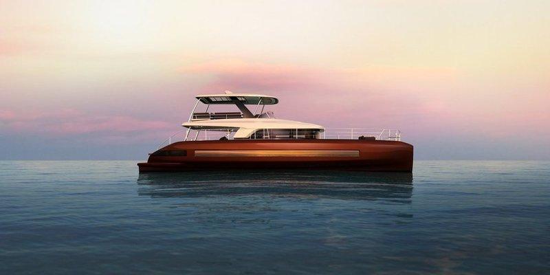 Lagoon Sixty 7, nouveau motoryacht de Lagoon !