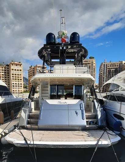 Nouveau MCY 65 exclusivité - brokerage yacht - full équipé -