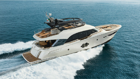 MCY 80, le luxe à un autre niveau