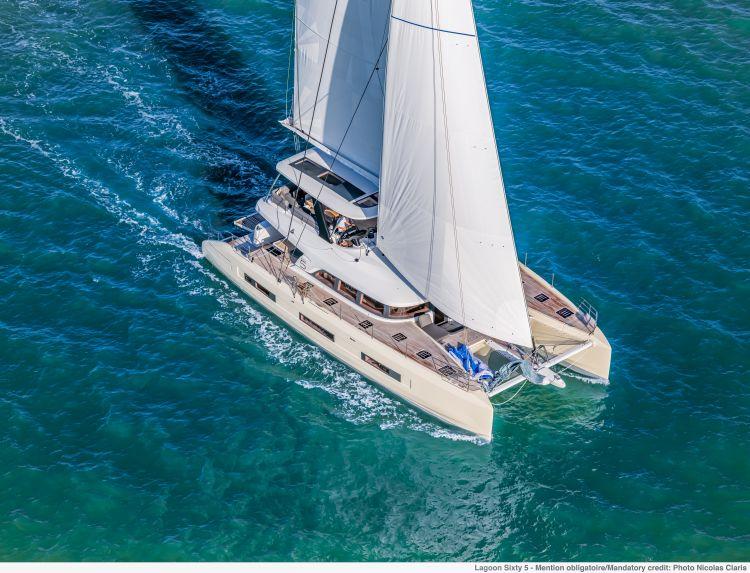 Essais Privés | nouveau Lagoon Sixty 5 | 16-17 Juin 2021 | Hyères