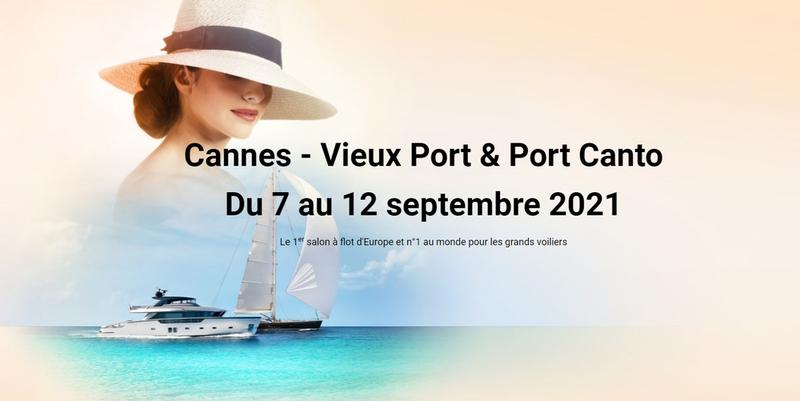 YACHTING FESTIVAL 2021 SALON NAUTIQUE DE CANNES