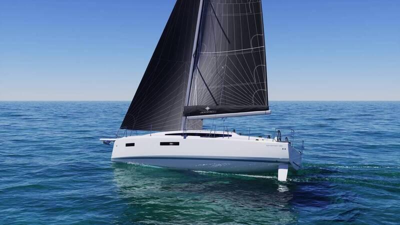 Nouveau JEANNEAU Sun Odyssey 380 !