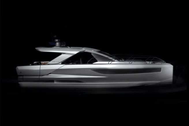 Nouveau bateau moteur Jeanneau : DB 43