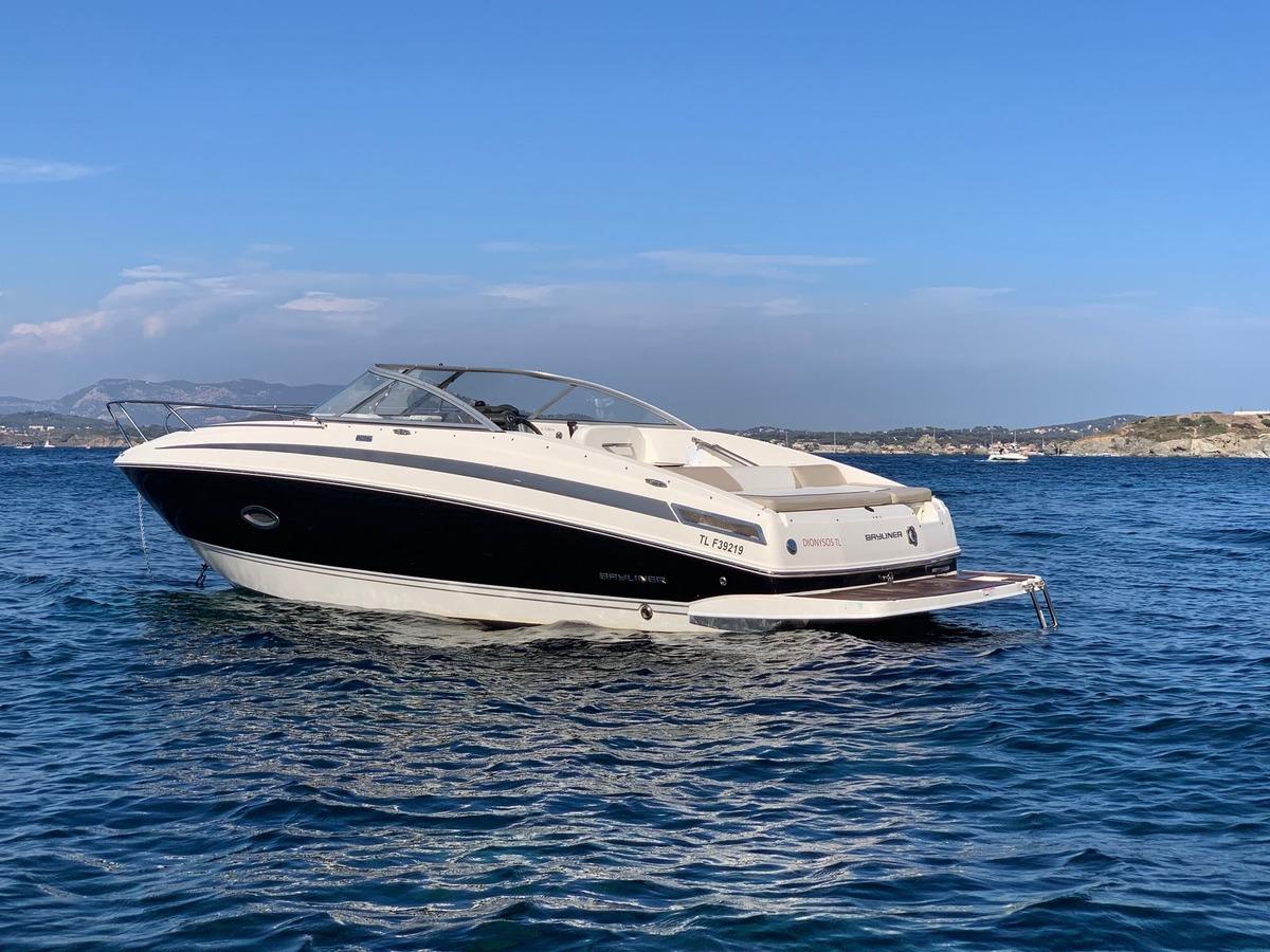BAYLINER BAYLINER 742 CUDDY 2015 - Used boat for sale