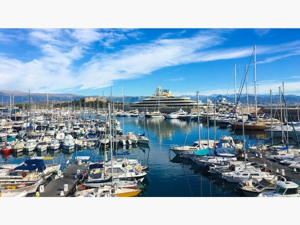 Port Vauban Marina, Antibes
