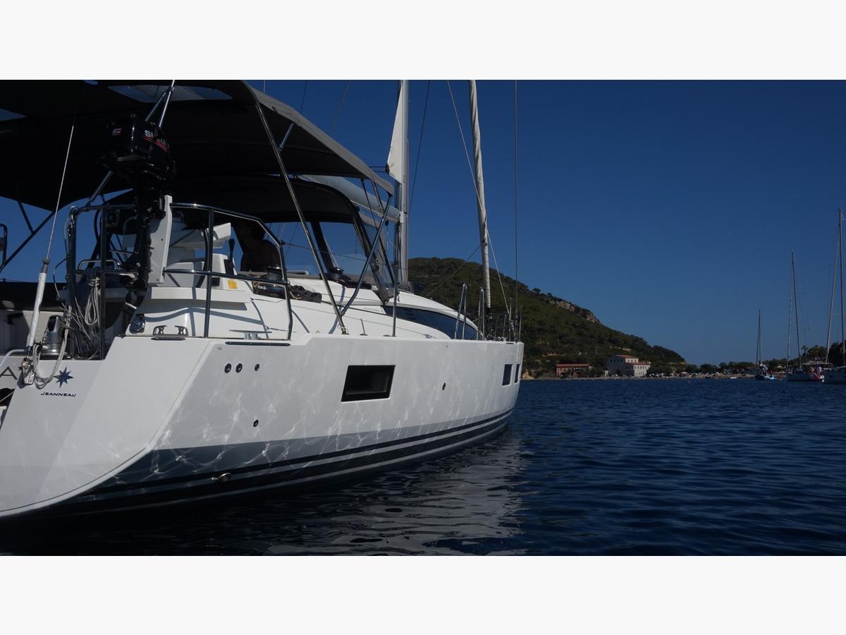 JEANNEAU JEANNEAU 51 2017 - Used boat for sale